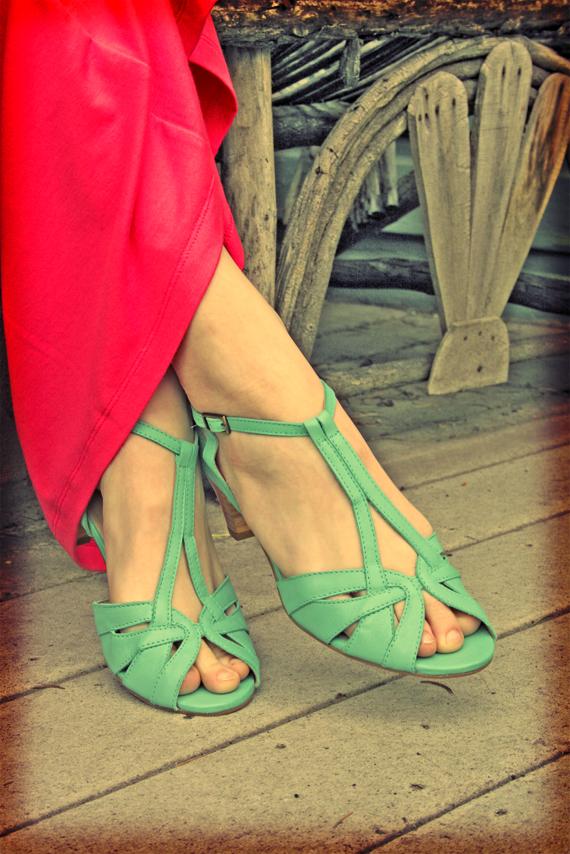 TealShoes